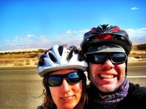 Cycling the Dead Seas; Israel; Two Wheel Travel