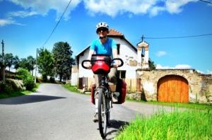 Vienna Prague Greenway; bike travel; cycle touring; bicycling; two wheel travel