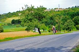 Czech Republic; Bike Touring; Prague to Karlstejn