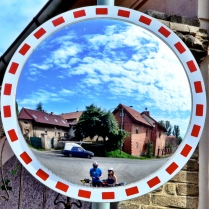bike touring czech republic; prague to karlstejn