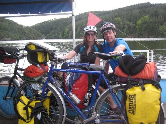 Bike Touring; Czech Republic; Prague; Vlatva River; Veinna-Pragur Greenway