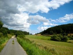 Czech republic; Vienna-prague Greenway; bike touring; cycling