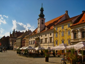 Maribor; Slovenia; Two Wheel Travel; Bike Touring