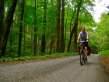 Top 5 myths about bicycle travel and how to dispel them.