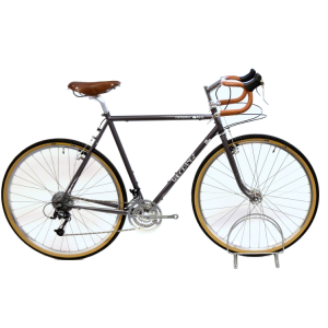 Campeur Complete bike by Velo Orange; touring bicycle; bicycle travel' Two Wheel Travel