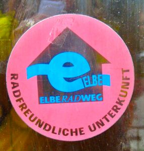 radfreundliche unterkunst; elberadweg; bad shandau; bike touring; cycling; bicycle travel
