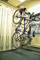bikes on a train; bike travel; multi-modal bicycle tour; Deutsche Bahn Farrhad