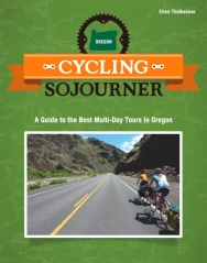 Cycling Sojourner; bicycle touring guidebook; bicycle gift guide; two wheel travel