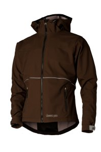 the rogue hoodie by showers pass; two wheel travel; gift guide; bicycle touring rain gear