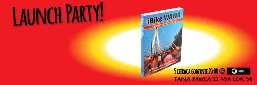 i bike wawa - a bicyclist's guide to warsaw official lUNCH PARTY 5 JUNE AT BLACK SHEEP IN WARSAW